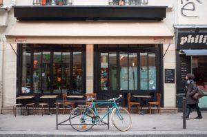 Paris Restaurant 1